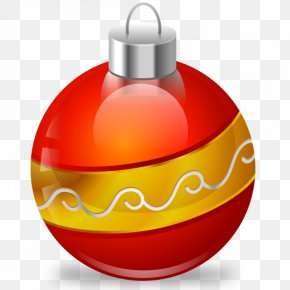 Christmas Ornament Picture - Christmas Icon PNG