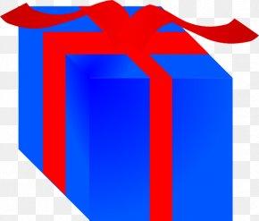 Cartoon Gift Box - Gift Wrapping Box Clip Art PNG