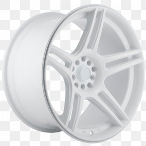 Alloy Wheel - Alloy Wheel Car Spoke Rim PNG