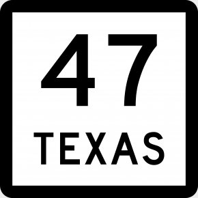 Number 1 - Texas State Highway 121 Texas State Highway 71 President George Bush Turnpike U.S. Route 59 Texas State Highway System PNG
