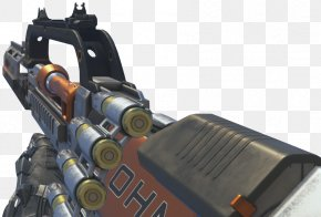 Laser Concept Cool Heavy Machine - Call Of Duty: Advanced Warfare Call Of Duty: Black Ops II Call Of Duty Online Firearm PNG