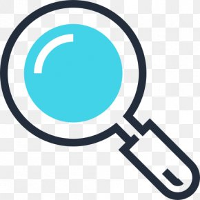 Magnifying Glass - Icon Design Magnifying Glass PNG