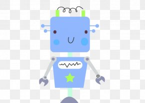 Cartoon Robot - Robot Cartoon Download PNG