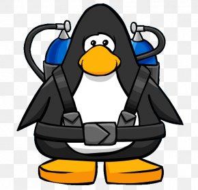 Penguin - Club Penguin Island Image PNG