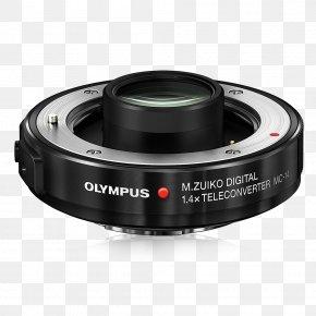 Camera Lens - Olympus M.Zuiko Digital ED 40-150mm F/2.8 PRO Olympus M.Zuiko Digital MC-14 1.4x Teleconverter Camera Lens Olympus M.Zuiko Digital ED 40-150mm F/4-5.6 PNG