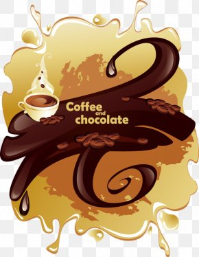 Coffee - Coffee Milk Cafe Chocolate-covered Coffee Bean PNG