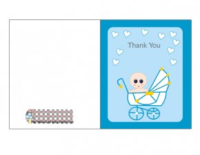 Free Baby Shower Borders - Wedding Invitation Baby Shower Infant Greeting & Note Cards PNG