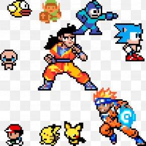 Pixel Doraemon Pixel Art - Clip Art Video Games Mega Man PNG