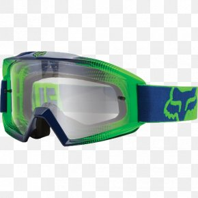 GOGGLES - Goggles Glasses Fox Racing Motorcycle Clothing PNG