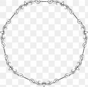 Elegant Frame - Jewellery Necklace Anklet Bracelet Gold PNG