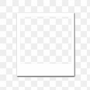 White Frame - Instant Camera Polaroid Corporation Photographic Film Image PNG