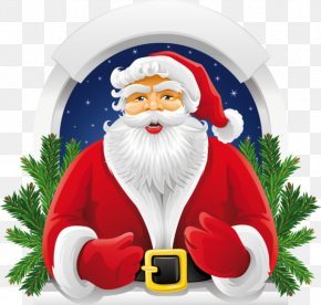 Santa Claus - Santa Claus Christmas Decoration Ded Moroz Clip Art PNG