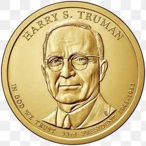 United States - United States Mint Dollar Coin Presidential $1 Coin Program United States Dollar PNG