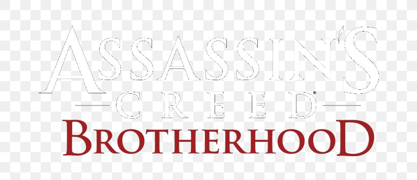 Assassin S Creed Brotherhood Logo Brand Font Png 800x355px