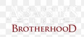 Assassins Creed Brotherhood - Assassin's Creed: Brotherhood Logo Brand Font PNG