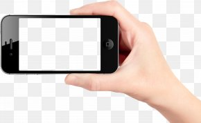 Smartphone In Hand Image - Smartphone PNG