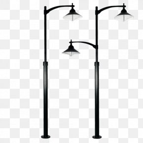Street Light - Light Fixture Lighting Street Light Garden PNG