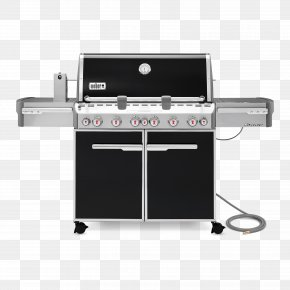 Barbecue - Barbecue Weber Summit E-470 Gas Burner Natural Gas Weber-Stephen Products PNG