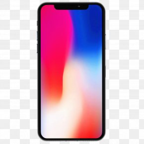 Iphone X - IPhone 8 Telephone Apple A11 IPhone X PNG