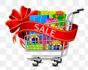 Shopping Cart Full - Shopping Cart Online Shopping Sales PNG