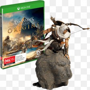 Figurine Assassin's Creed Origins - Assassin's Creed: Origins Assassin's Creed III: Liberation Xbox One Video Games PNG