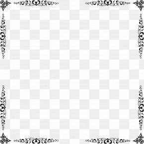 Elegant Frame Cliparts - Clip Art PNG