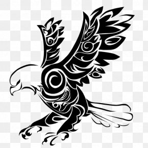 Totem Tattoo - Tattoo Artist Eagle Idea Drawing PNG