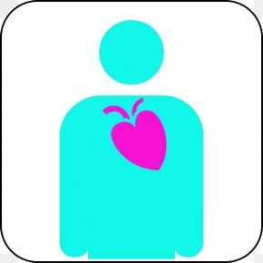 Icon Cardiology - Leaf Logo Clip Art PNG