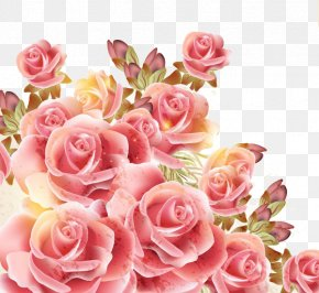 Romantic Valentine's Day Rose - Rose Royalty-free Stock Photography Clip Art PNG
