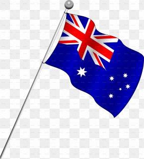 Australia Flag Pic - Flag Of Australia Clip Art PNG