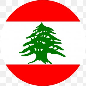 Flag - Flag Of Lebanon National Flag PNG