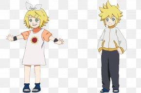Naruto - Naruto Uzumaki Deidara Sakura Haruno Sasuke Uchiha Himawari Uzumaki PNG