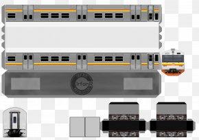 Train - Railroad Car Train Passenger Car Electric Multiple Unit Rheostatic-type Electric Locomotive PNG