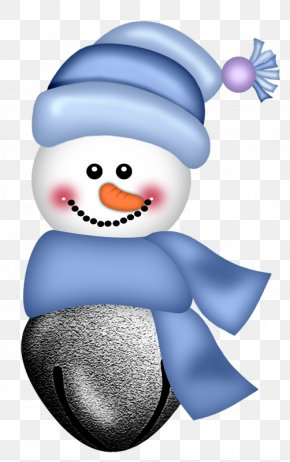 Snowman Hat Stones - Snowman Clip Art PNG