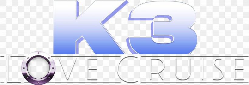 k3 logo love cruise film graphic design png 2872x989px logo area blue brand film download free k3 logo love cruise film graphic design