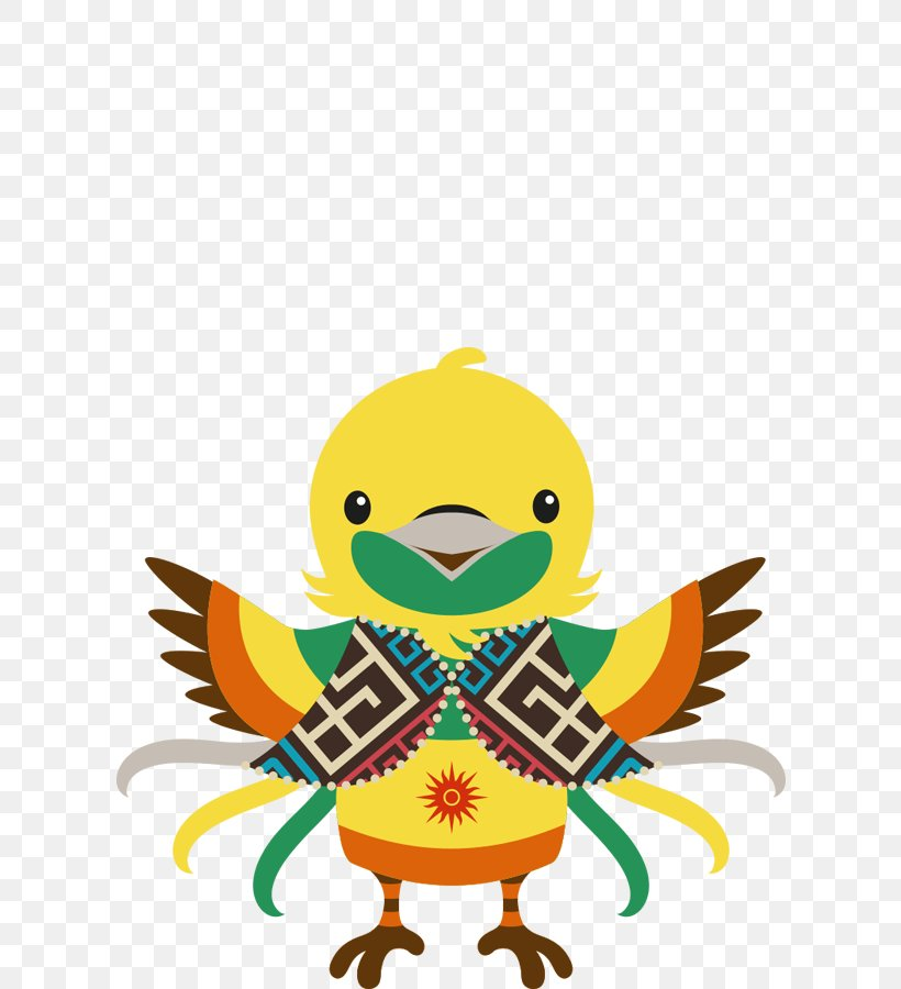2018 Asian Games Indonesia Mascot Multi Sport Event Greater