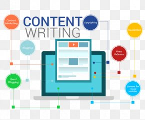 Business - Website Content Writer Content Writing Services Digital Marketing PNG