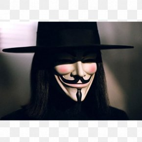 Youtube - V Guy Fawkes Mask Gunpowder Plot YouTube PNG