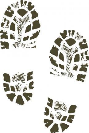 Shoe Prints - Shoe Boot Stock Illustration Clip Art PNG