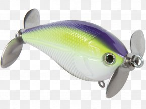 Purple Bass Lures - Spin Master Purple Hitch Product Design Fish PNG