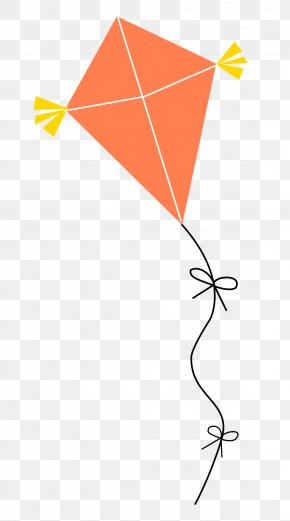 Kite - Paper Triangle Area Point PNG