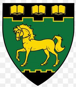 Vector Design Of Shield - Horse Coat Of Arms Heraldry Escutcheon Shield PNG