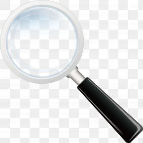 Vector Magnifying Glass - Magnifying Glass PNG