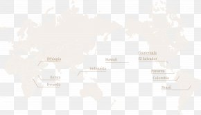 World Map - World Map Brand Wall Decal Product Design PNG
