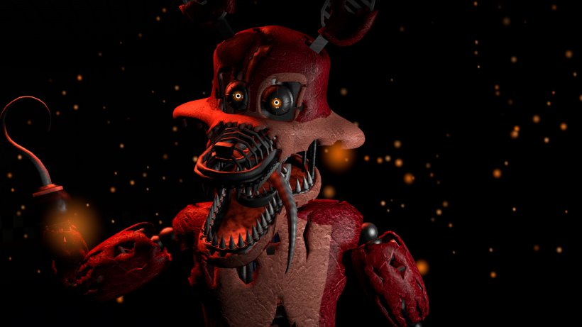 Five Nights At Freddys Foxy Wallpaper Wall Giftwatches Co