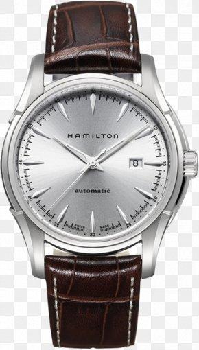 Watch - Hamilton Watch Company Jewellery Fender Jazzmaster Automatic Watch PNG