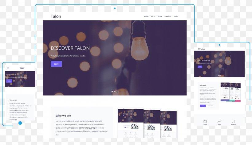 Responsive Web Design Wordpress Website Template Png 999x575px Responsive Web Design Brand Business Career Portfolio Computer