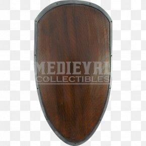 Medieval Shield - Round Shield Wood Buckler Sword PNG