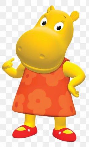 Cartoon Character - Uniqua Character Cartoon Fan Art PNG