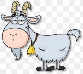 Goat - Goat Royalty-free Cartoon Drawing PNG